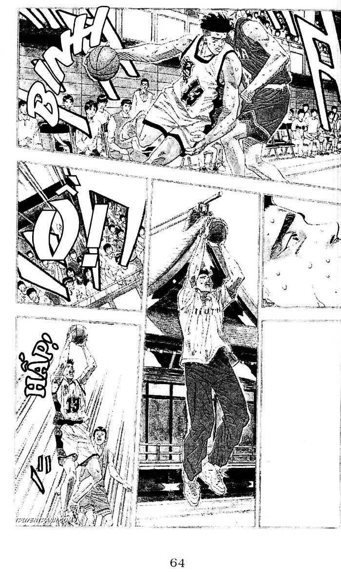 Slam Dunk chap 160 trang 9