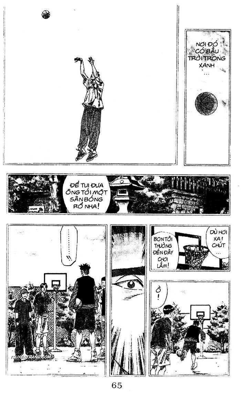 Slam Dunk chap 160 trang 10