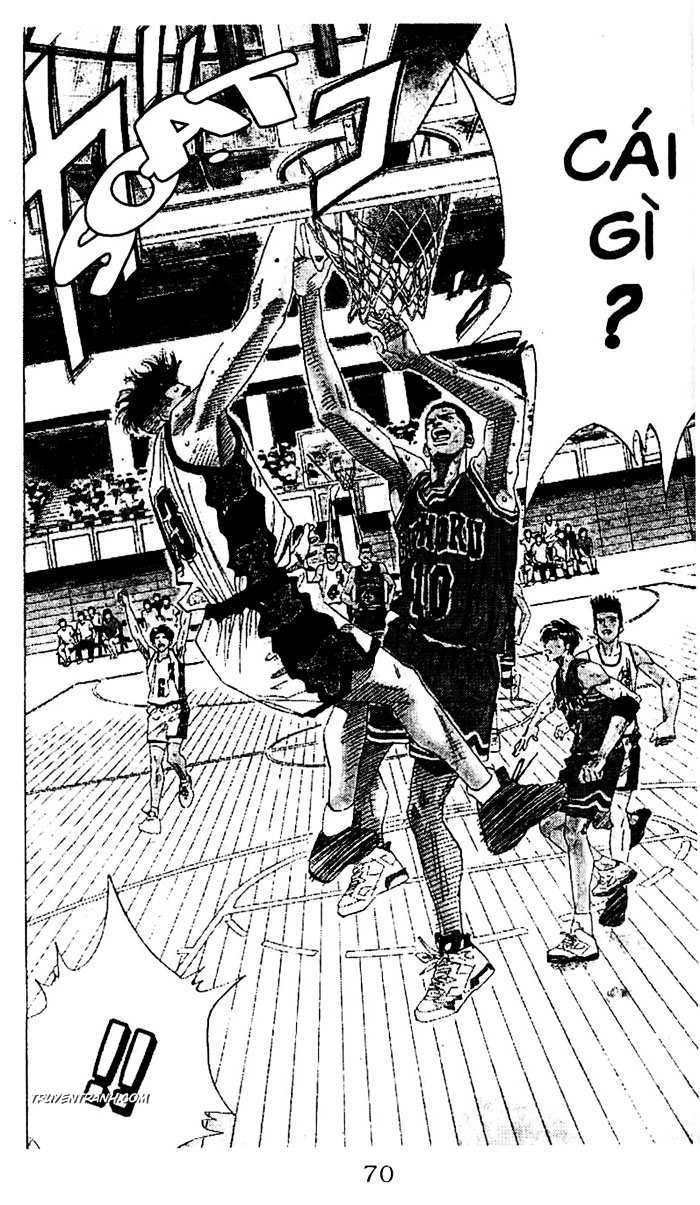 Slam Dunk chap 160 trang 15