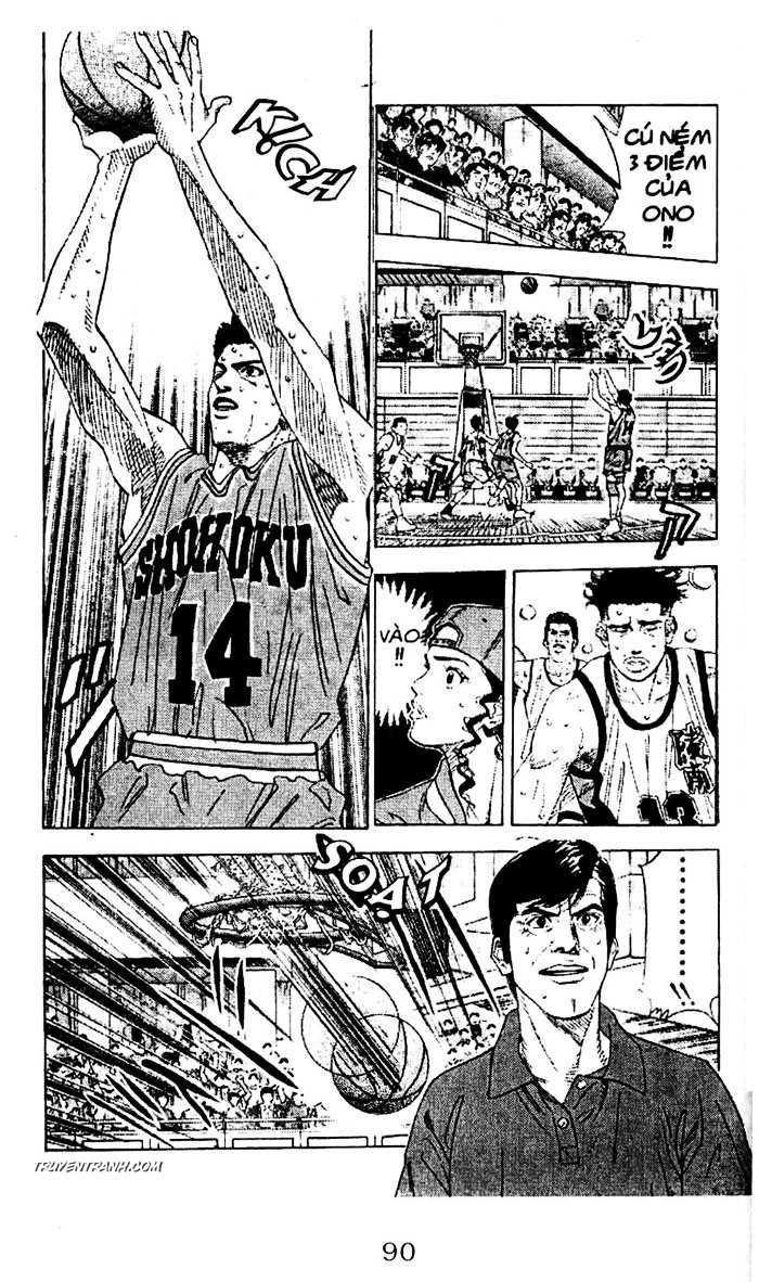 Slam Dunk chap 161 trang 18