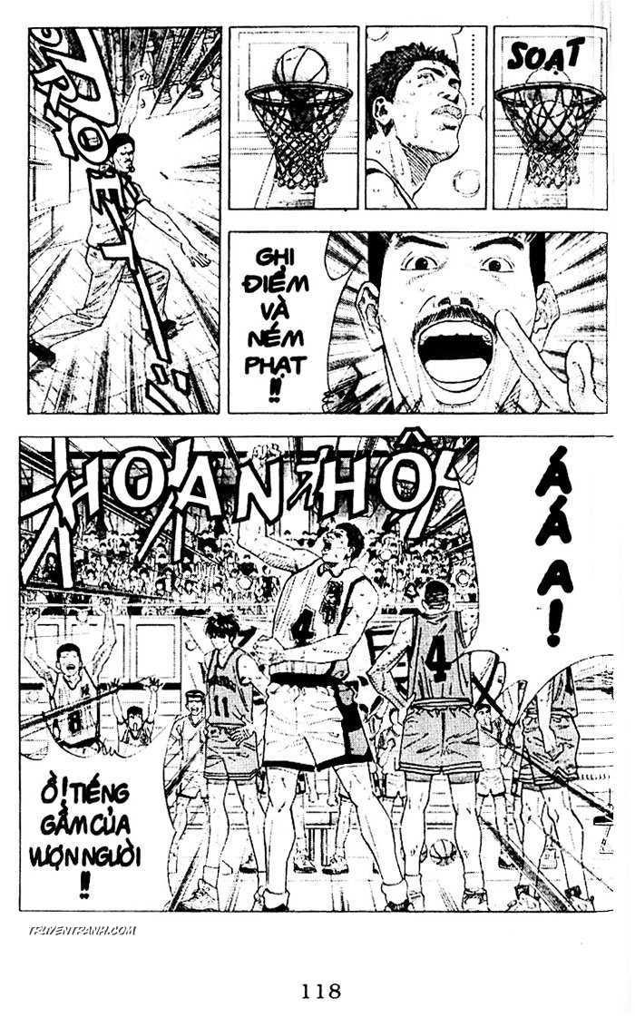 Slam Dunk chap 155 trang 13