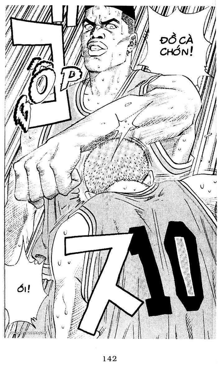 Slam Dunk chap 156 trang 17