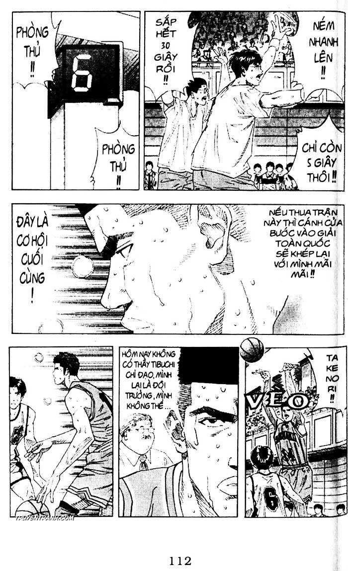 Slam Dunk chap 155 trang 7