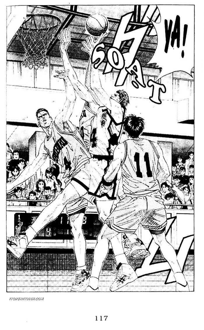 Slam Dunk chap 155 trang 12