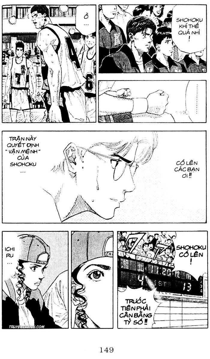 Slam Dunk chap 157 trang 4