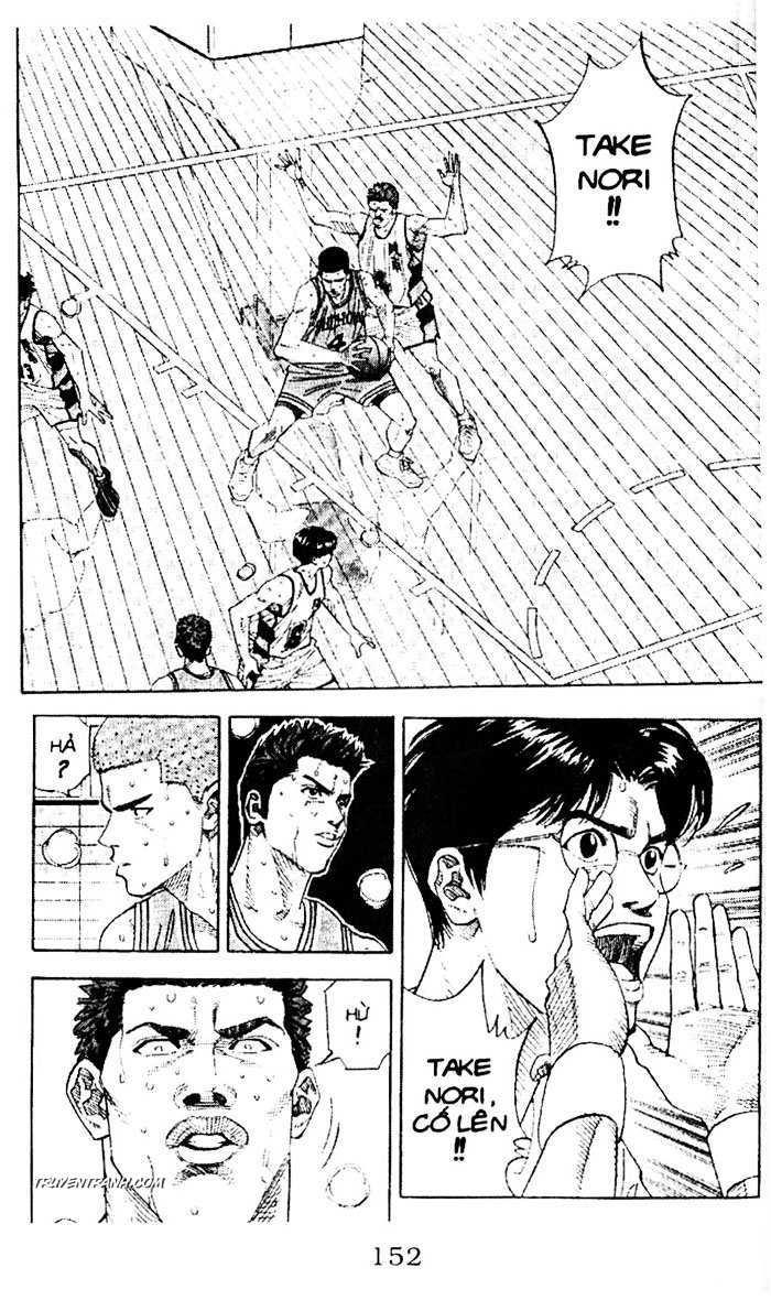 Slam Dunk chap 157 trang 7