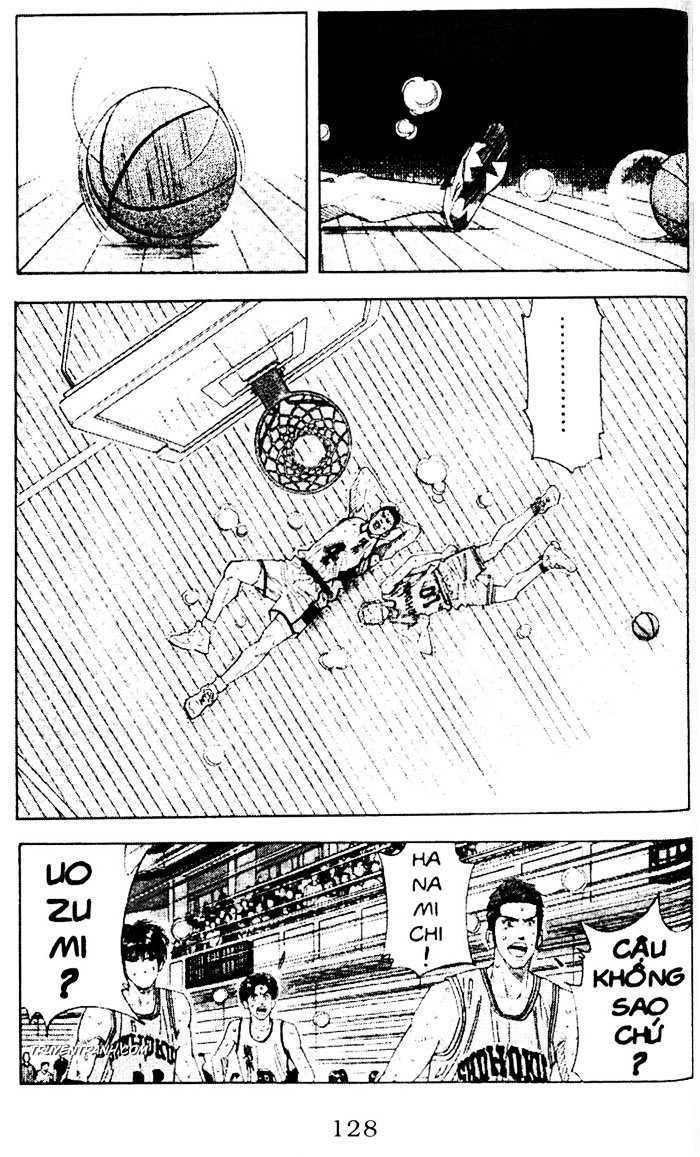 Slam Dunk chap 156 trang 3