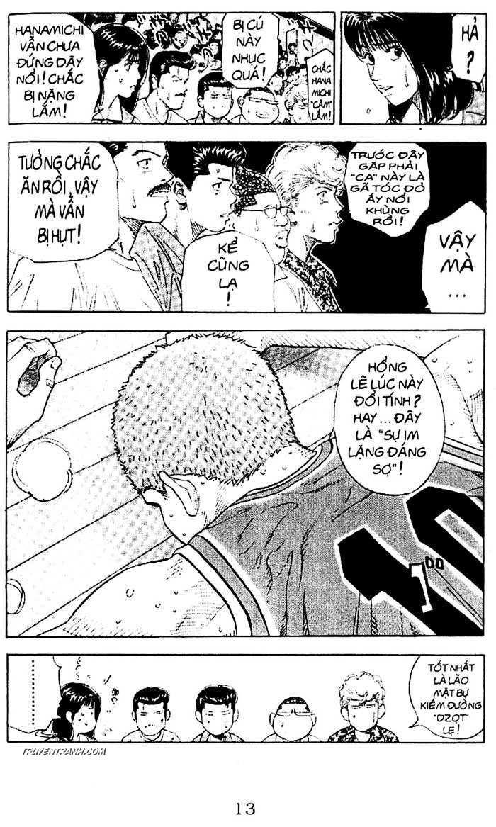 Slam Dunk chap 157 trang 18