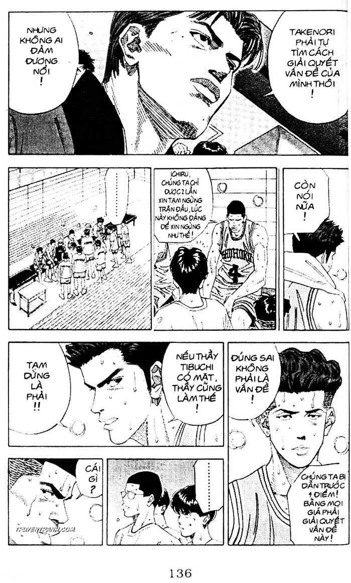 Slam Dunk chap 156 trang 11