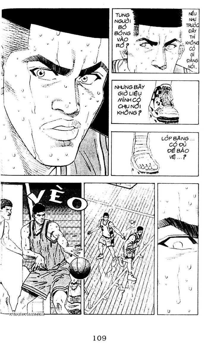 Slam Dunk chap 155 trang 4