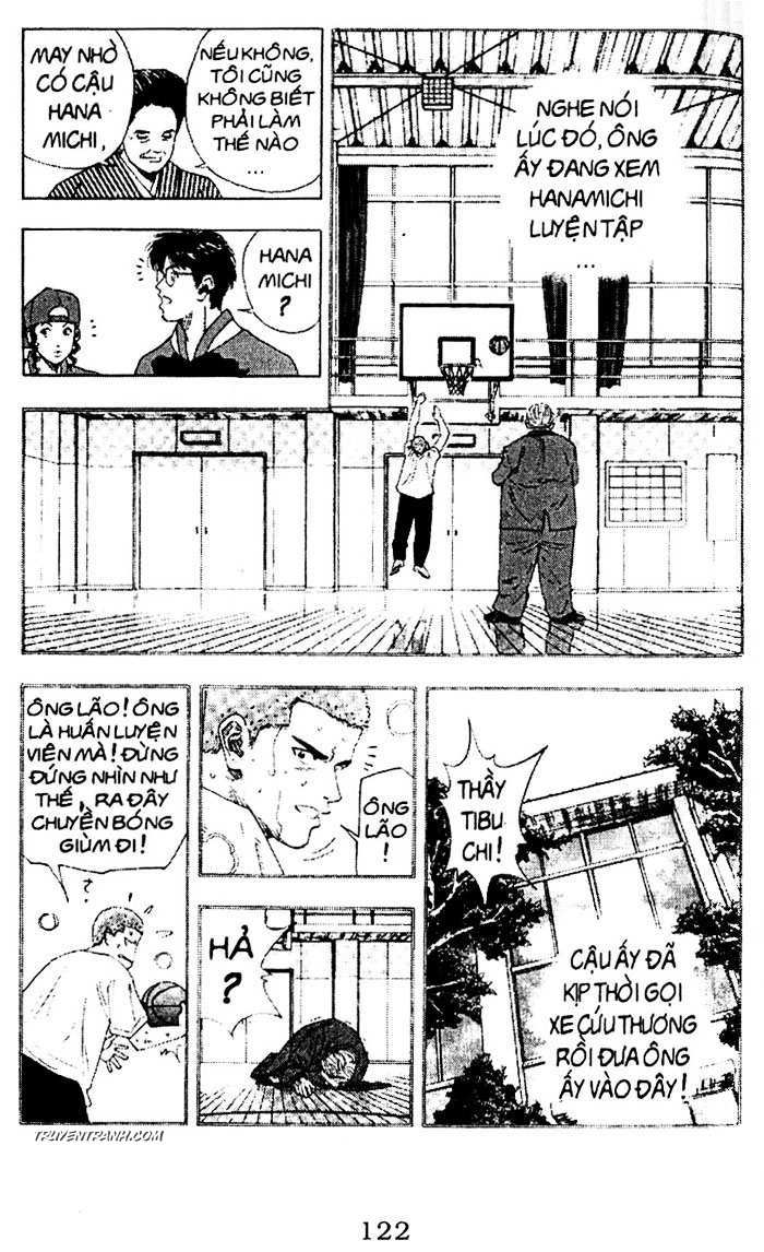 Slam Dunk chap 148 trang 6