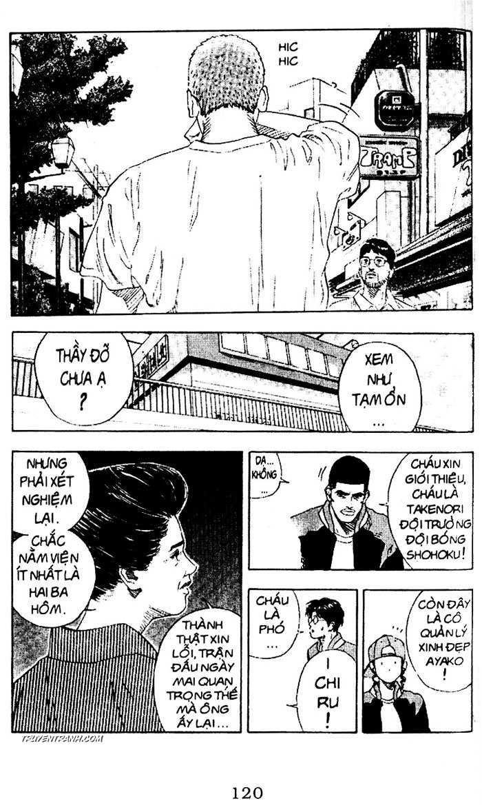 Slam Dunk chap 148 trang 4