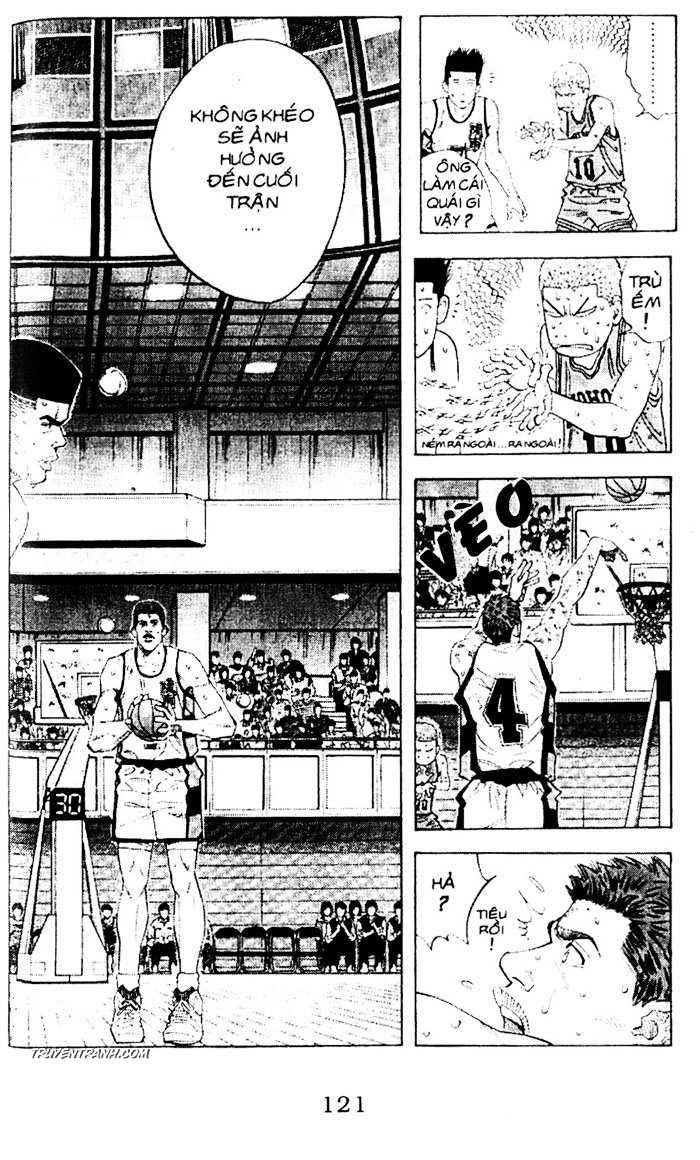 Slam Dunk chap 155 trang 16