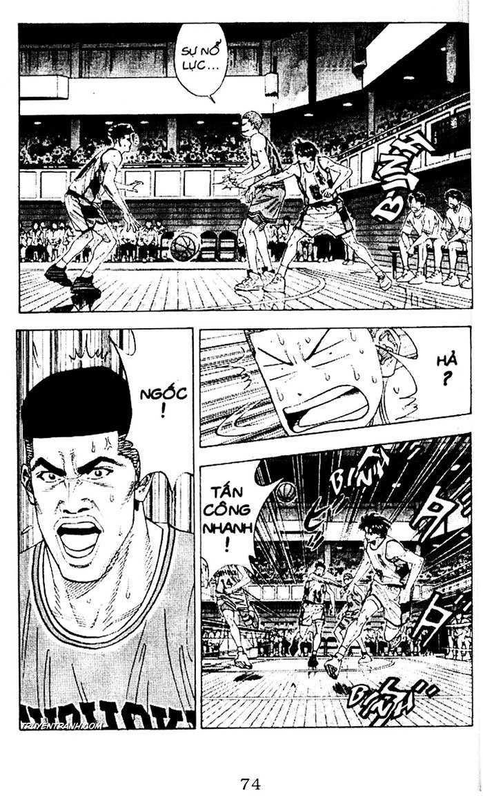 Slam Dunk chap 153 trang 8