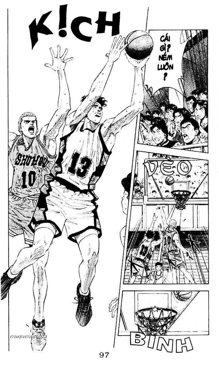 Slam Dunk chap 154 trang 11