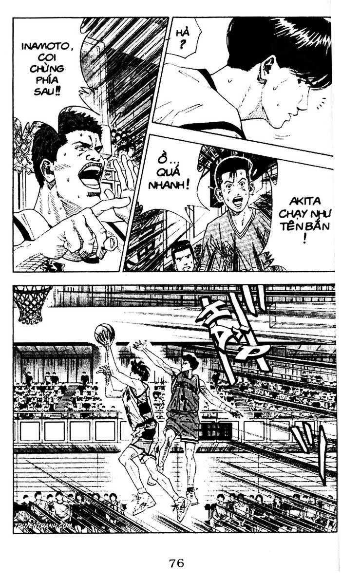 Slam Dunk chap 153 trang 10