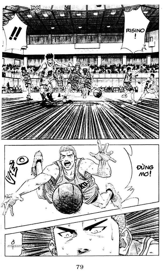 Slam Dunk chap 153 trang 13