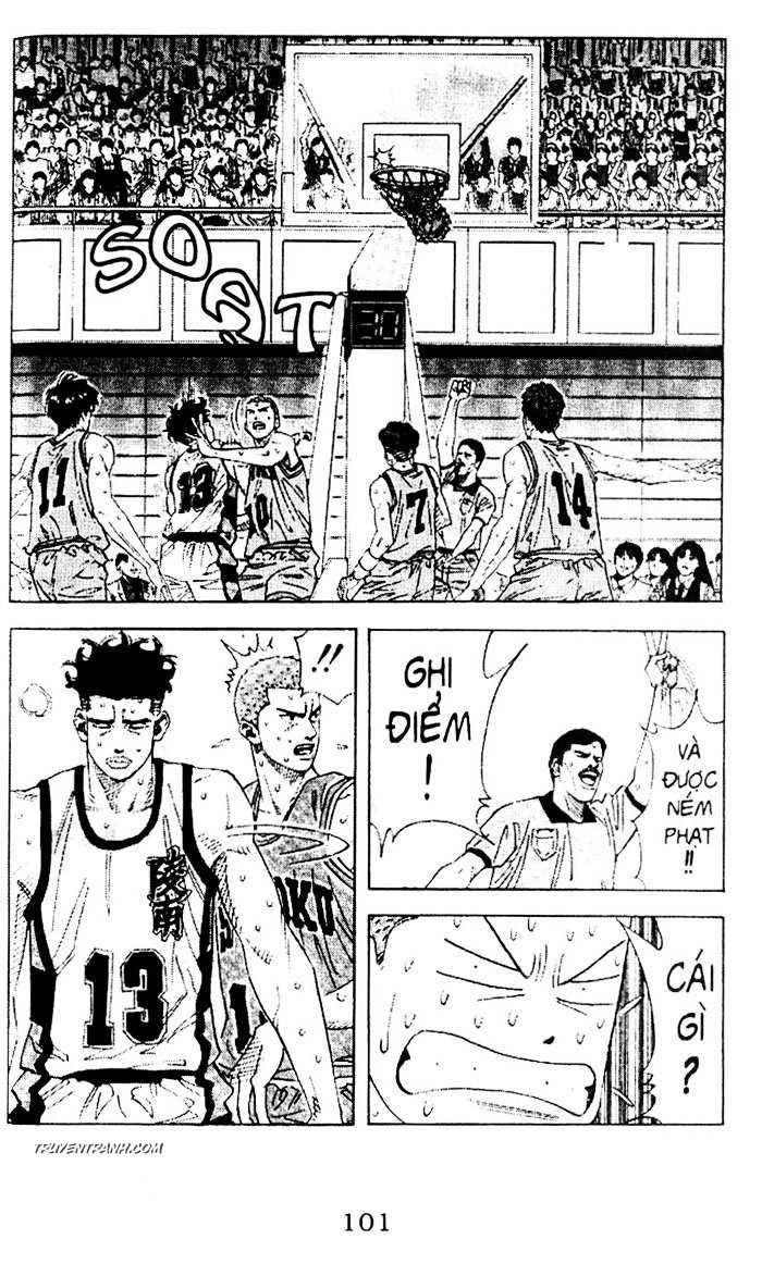 Slam Dunk chap 154 trang 15