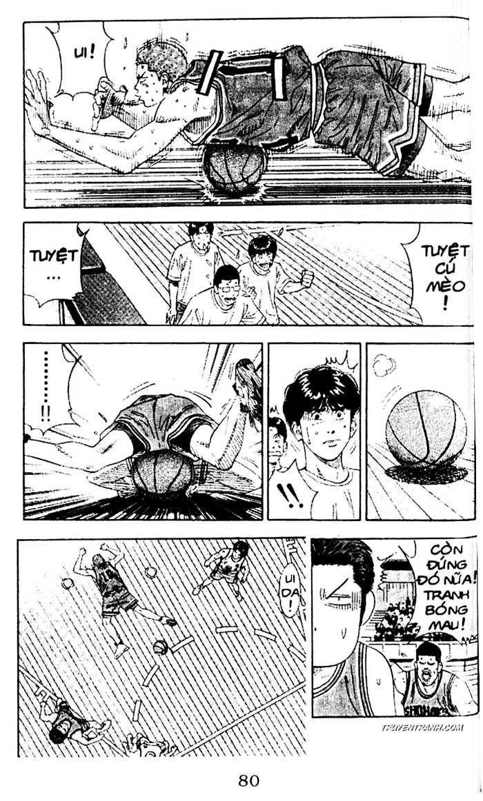 Slam Dunk chap 153 trang 14