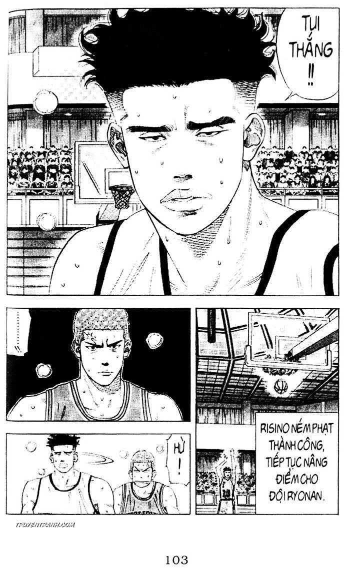 Slam Dunk chap 154 trang 17