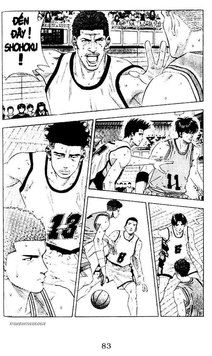 Slam Dunk chap 153 trang 17