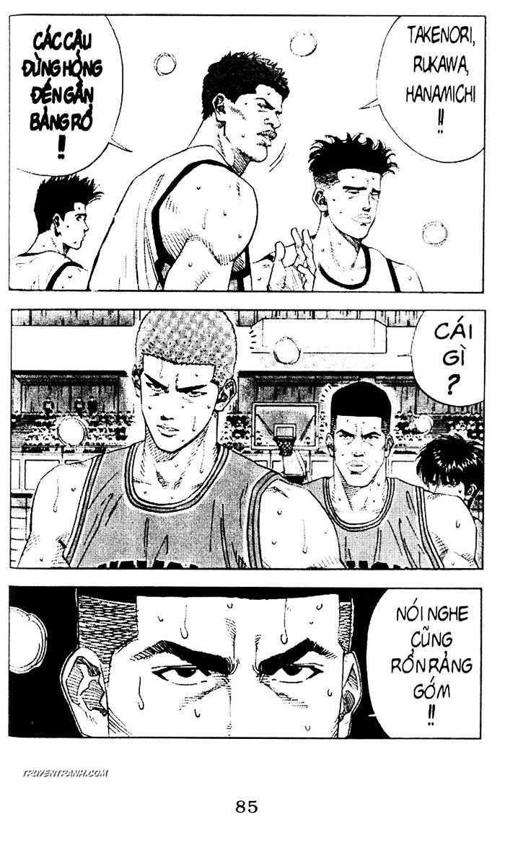 Slam Dunk chap 153 trang 19