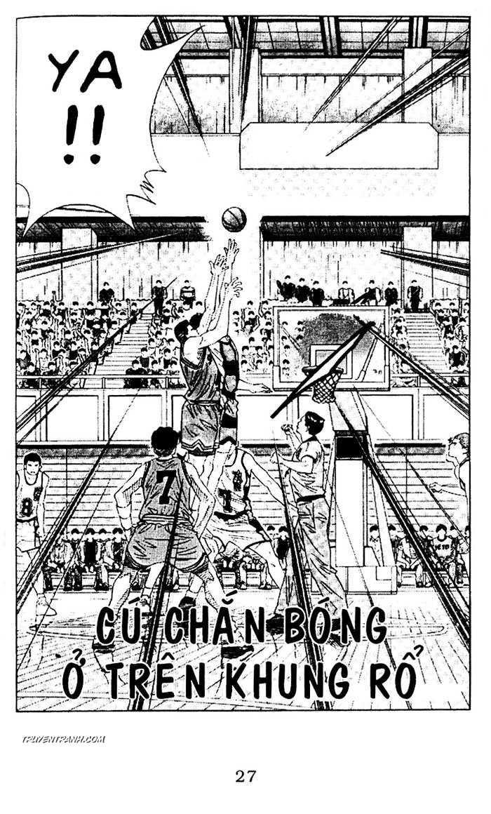 Slam Dunk chap 151 trang 1