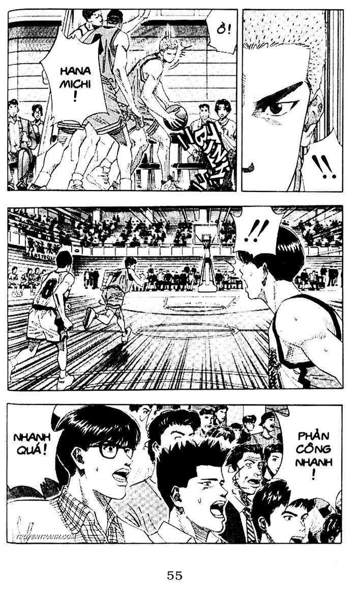 Slam Dunk chap 152 trang 10