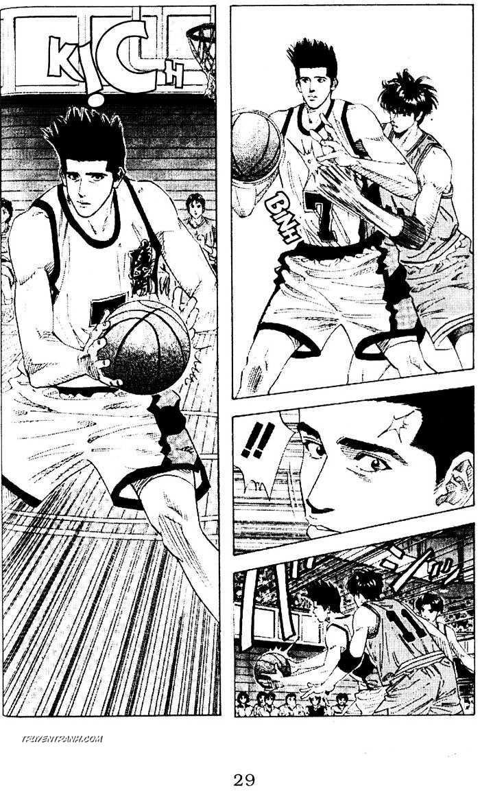 Slam Dunk chap 151 trang 3