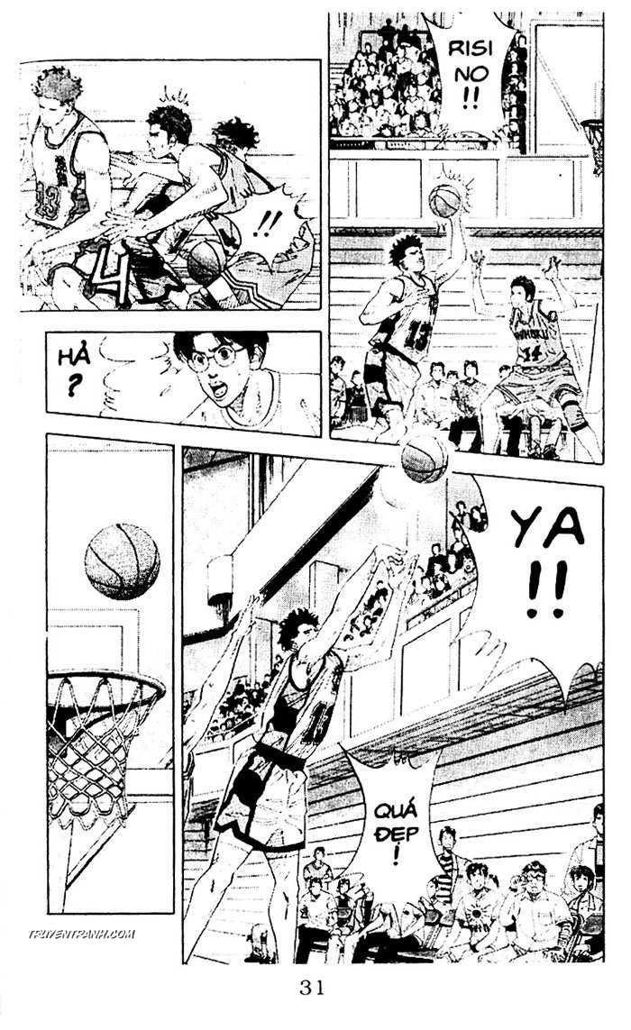 Slam Dunk chap 151 trang 5