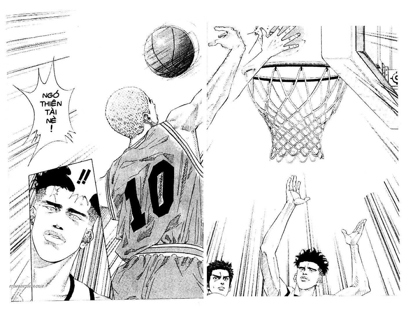 Slam Dunk chap 151 trang 6