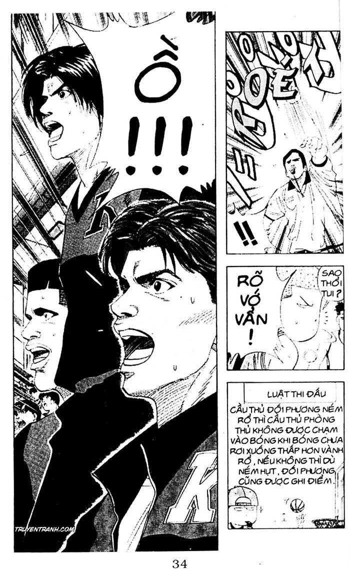Slam Dunk chap 151 trang 7