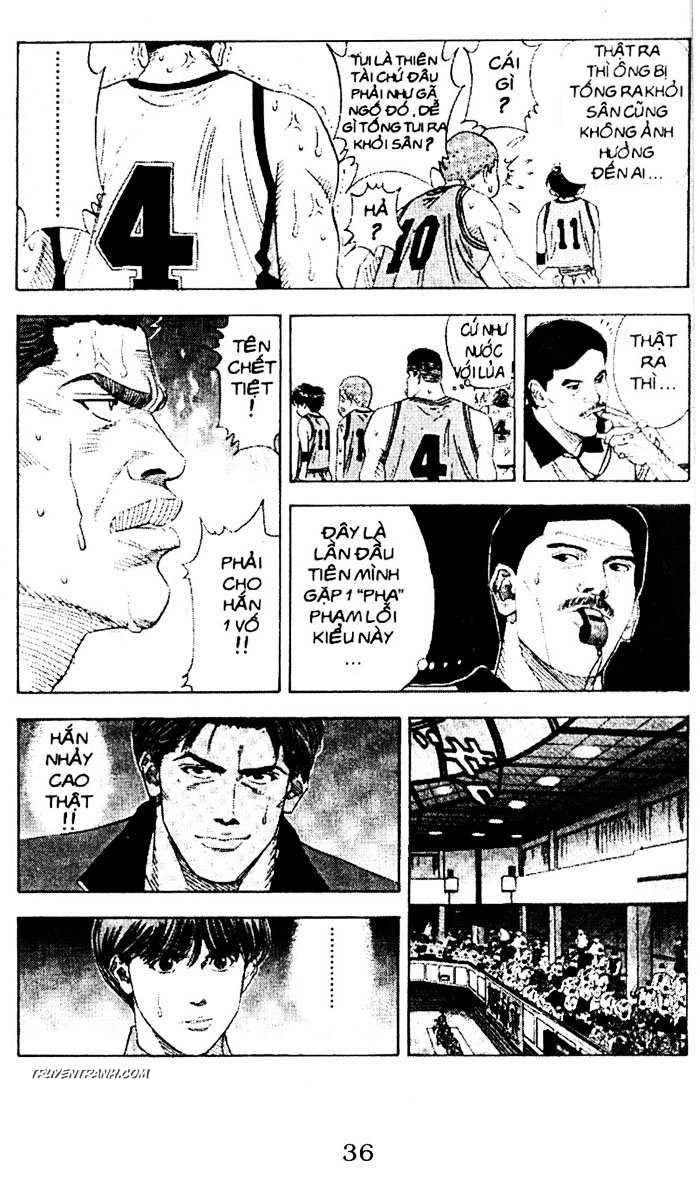 Slam Dunk chap 151 trang 9