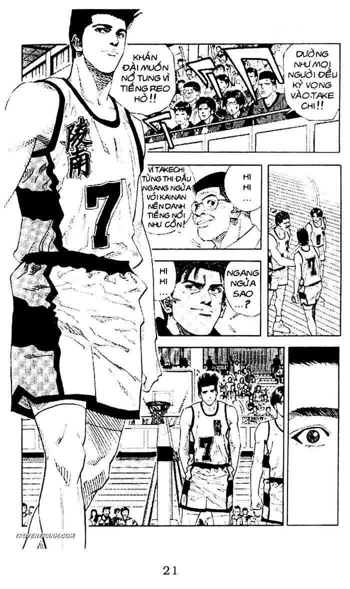 Slam Dunk chap 150 trang 15