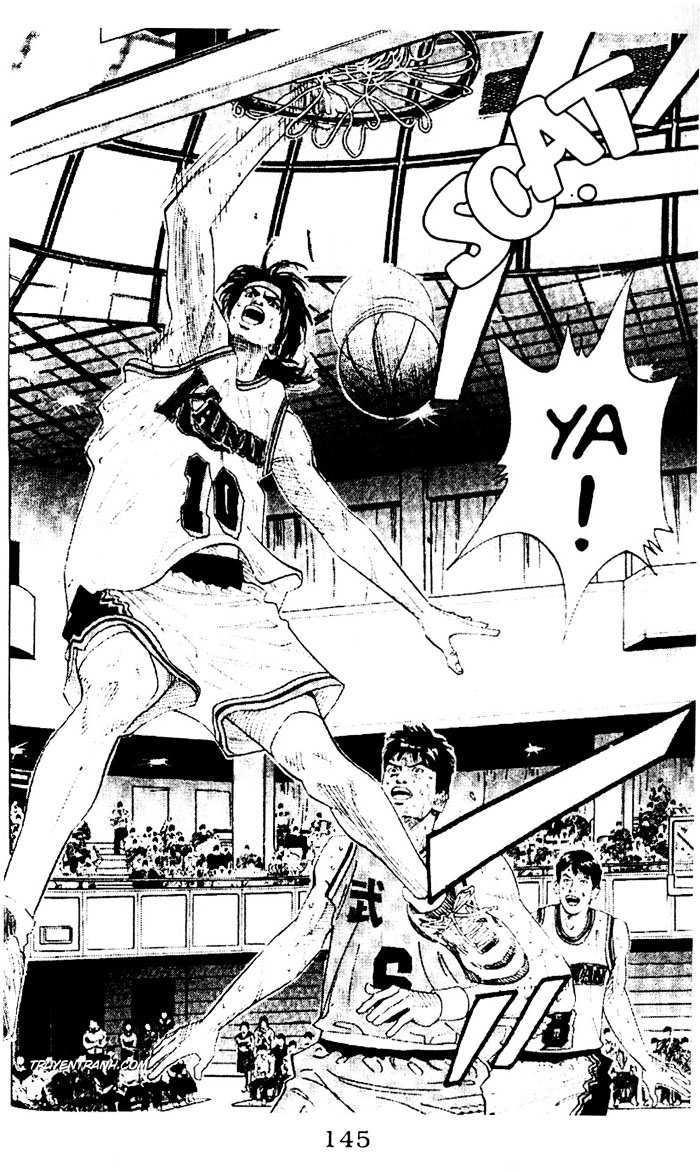Slam Dunk chap 149 trang 10