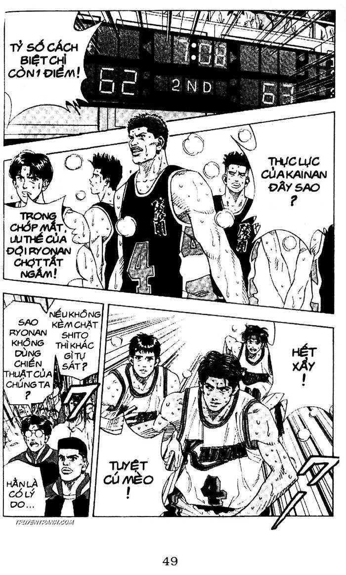 Slam Dunk chap 144 trang 13