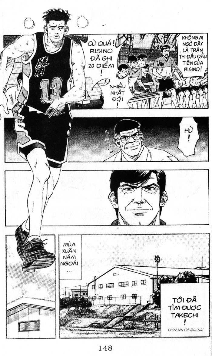 Slam Dunk chap 142 trang 5