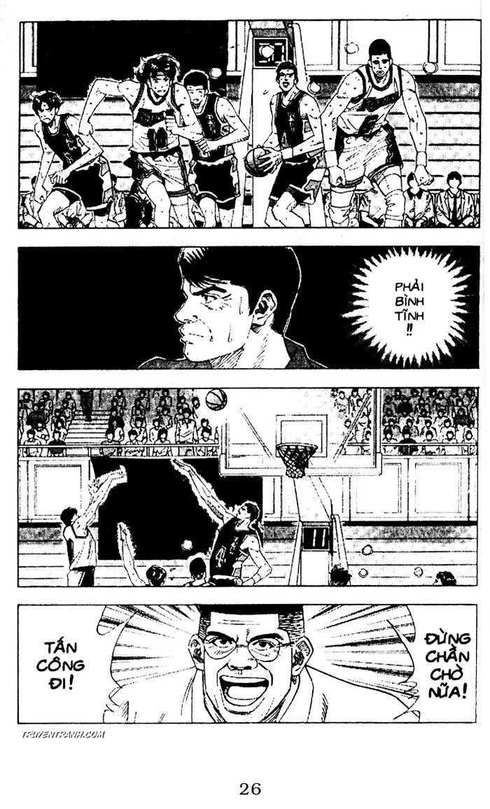 Slam Dunk chap 143 trang 10