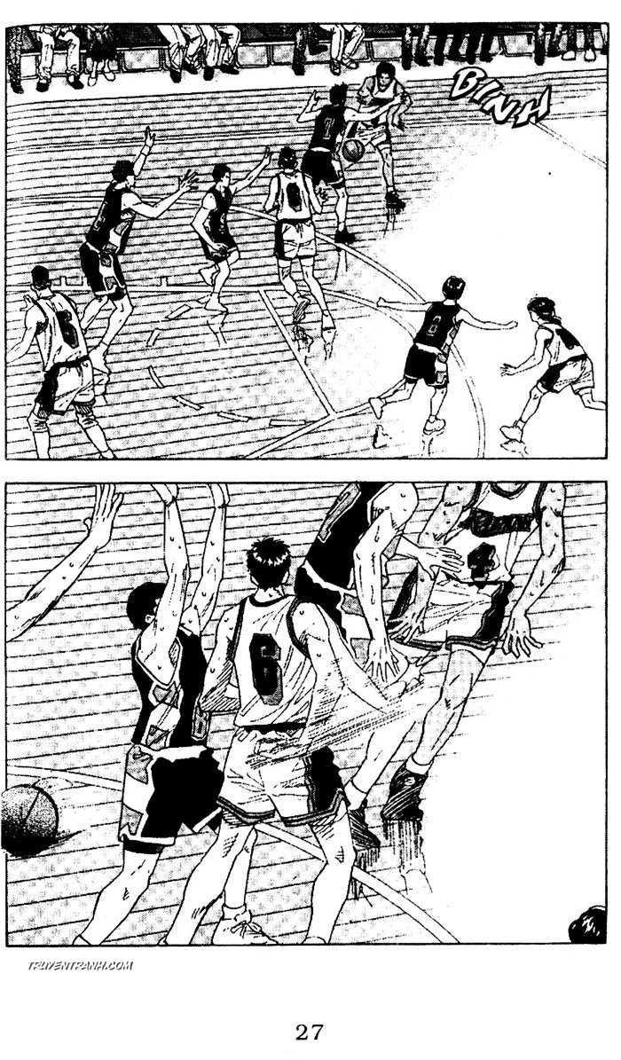 Slam Dunk chap 143 trang 11