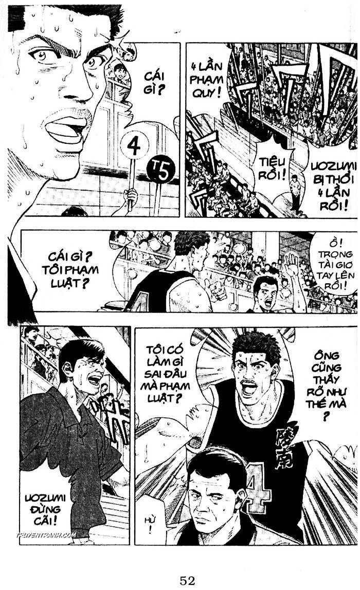 Slam Dunk chap 144 trang 16
