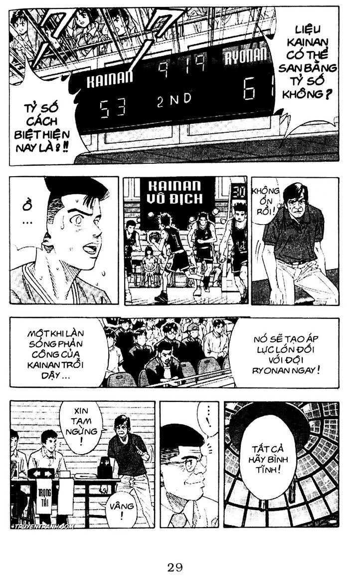 Slam Dunk chap 143 trang 13