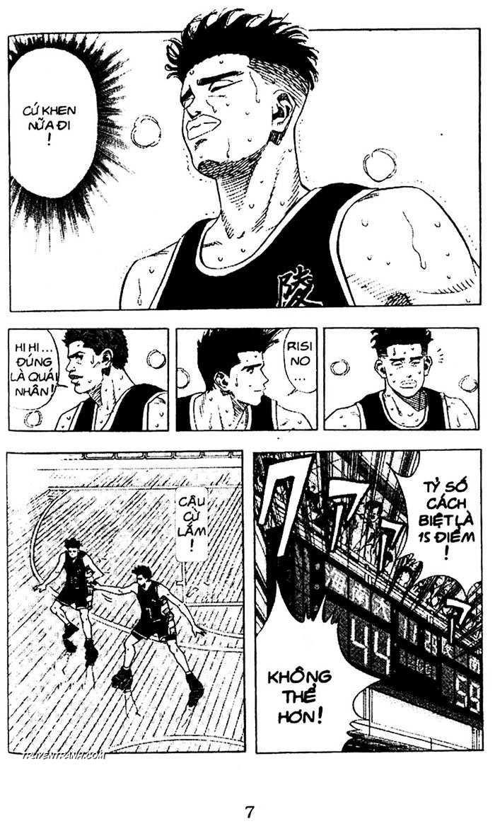 Slam Dunk chap 142 trang 12