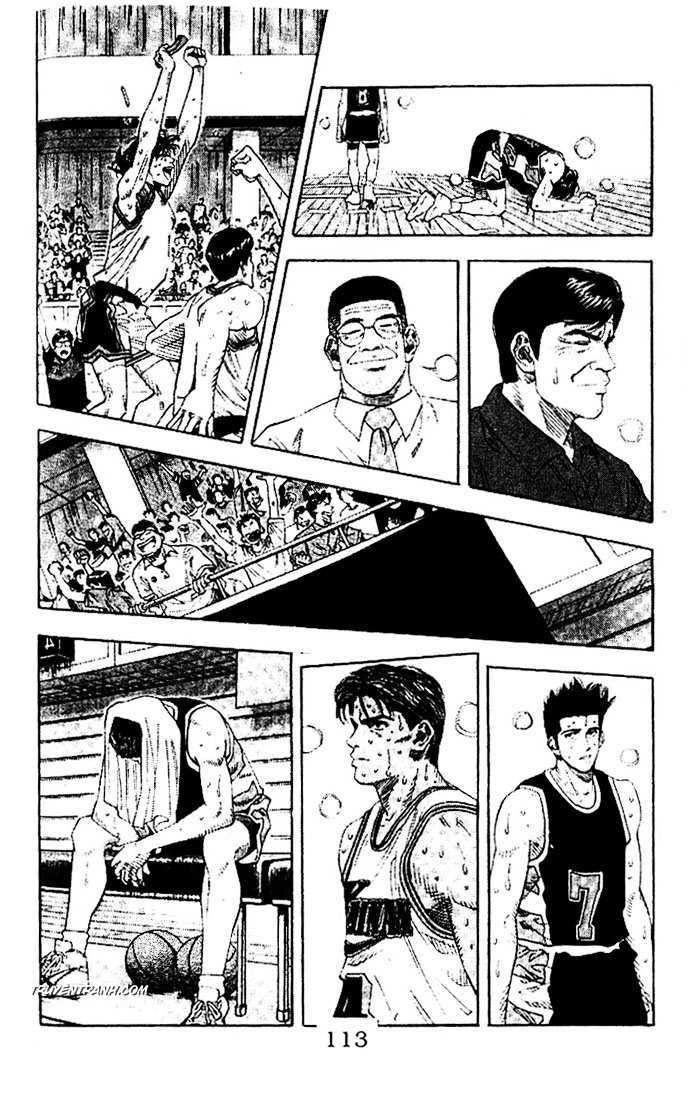 Slam Dunk chap 147 trang 16