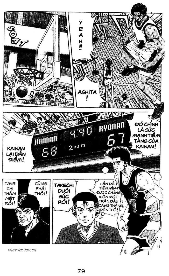 Slam Dunk chap 146 trang 4