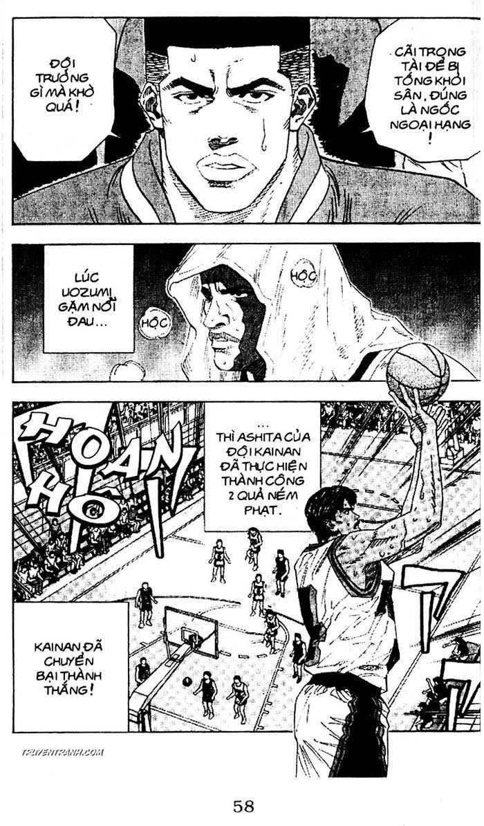 Slam Dunk chap 145 trang 3