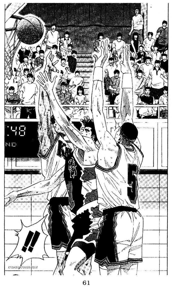 Slam Dunk chap 145 trang 6