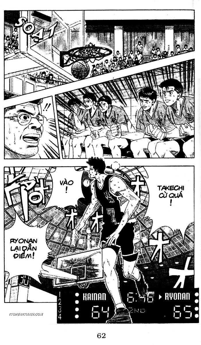 Slam Dunk chap 145 trang 7
