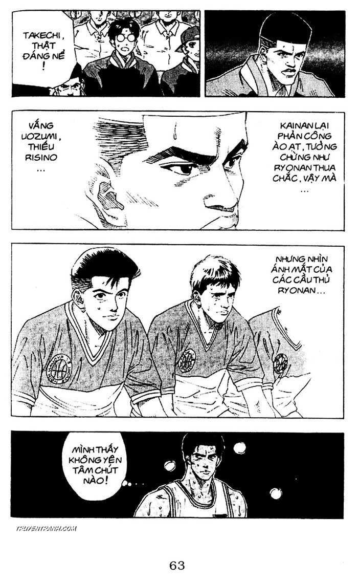 Slam Dunk chap 145 trang 8