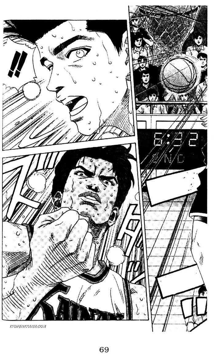 Slam Dunk chap 145 trang 14
