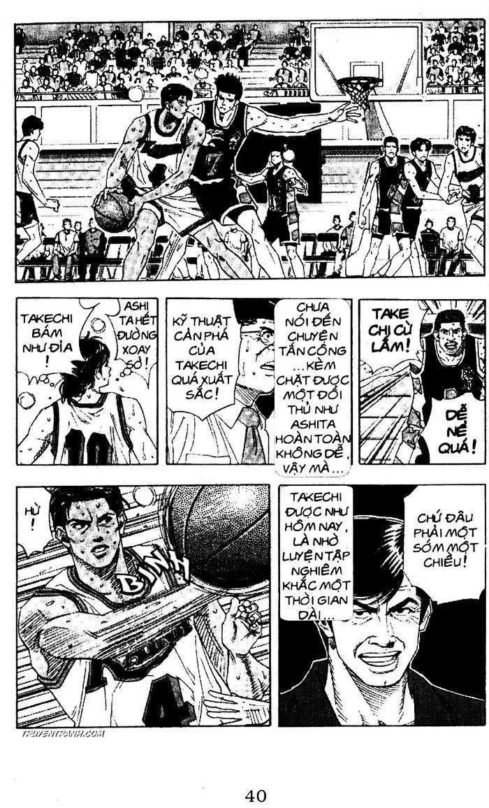 Slam Dunk chap 144 trang 4